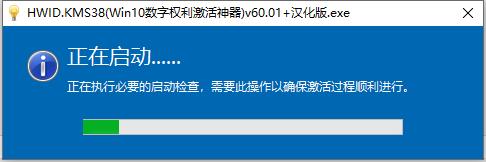 Win10 数字权利激活工具 HWIDGen v60.01 简体中文版