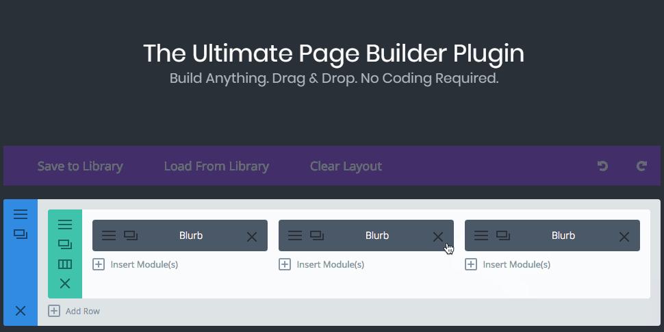 Divi Builder 2.19.18 - WordPress可视化拖放页面生成器