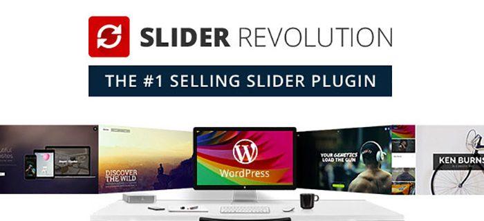Slider Revolution 5.4.8.3 - 响应式WordPress幻灯片插件