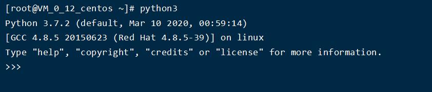宝塔面板 centos7 环境下Python3与Python2共存
